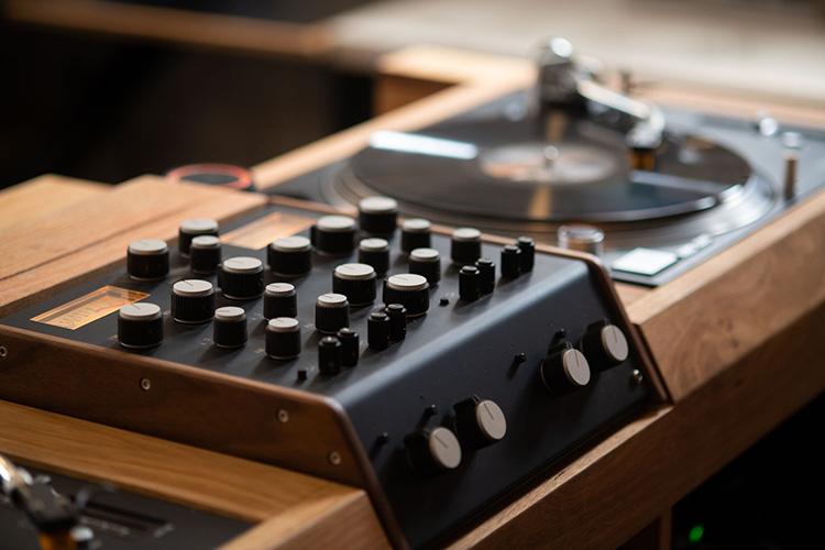 Waxflower restaurant sound system